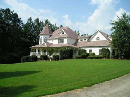 Georgia Realty Sales, Inc.  Home for Sale in Fayetteville, Georgia