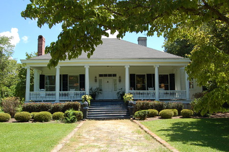 Georgia realty sales inc home for sale in waynesboro for Antebellum plantations for sale
