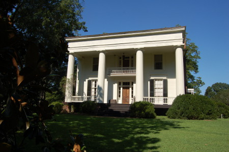 Georgia realty sales inc home for sale in washington for Antebellum plantations for sale