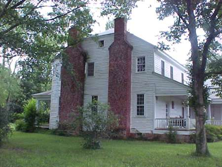 Georgia realty sales georgia land for sale coldwater for Old farm houses for sale in georgia